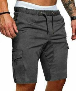 Men's Summer Shorts Sports Work Casual Army Combat Cargo Short Trousers