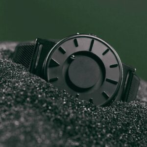 Awesome Midnight Onyx Classic Watch