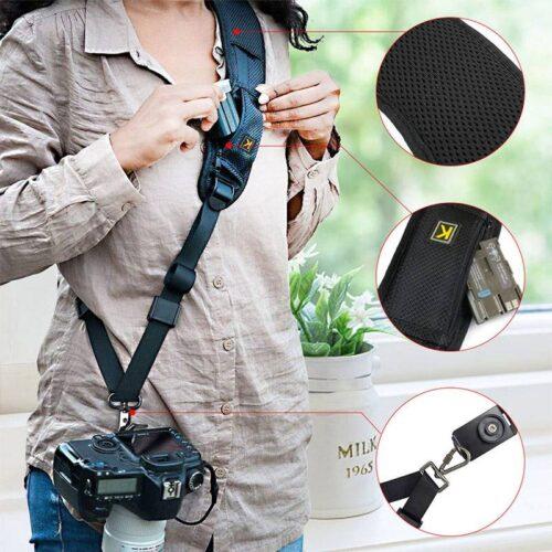Portable Shoulder Camera Strap