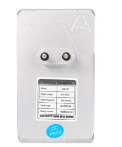 1Pc EU US UK Plug Energy Saver 90V 240V New Type Power Electricity Saving Box Save 4 Electricity Saving Device - Save 30% Device For Home Office Factory