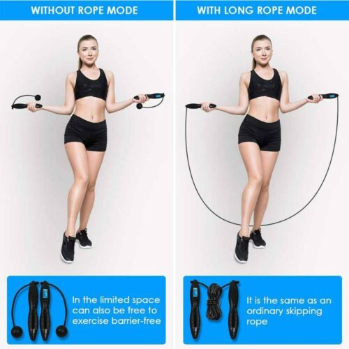 NEW Wireless Jumping Rope