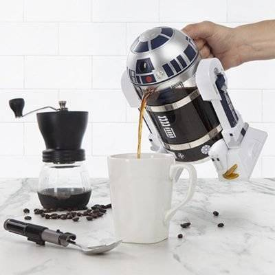 R2-D2 Manual Coffee Maker
