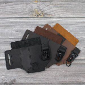 Outdoor Multitool Leather Sheath