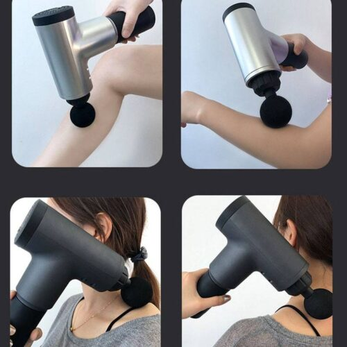 NEW Portable Electronic Therapy Muscle Massage Gun