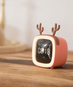 Cute TV Shaped Night Light