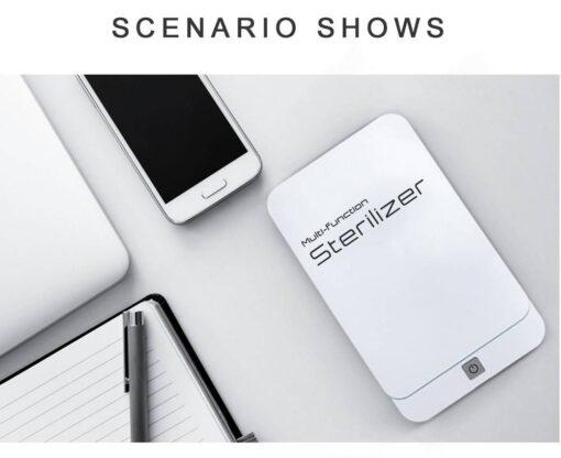 Portable Smartphone Sanitizer