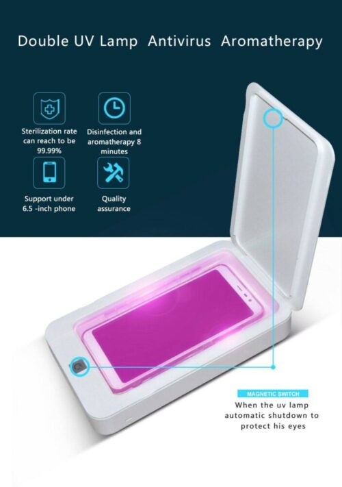 Portable Smartphone Sanitizer