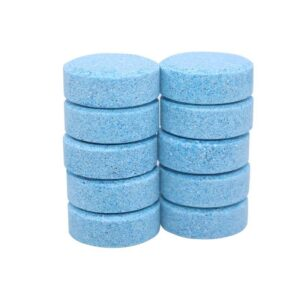 50X Car Windshield Cleaning Tablets