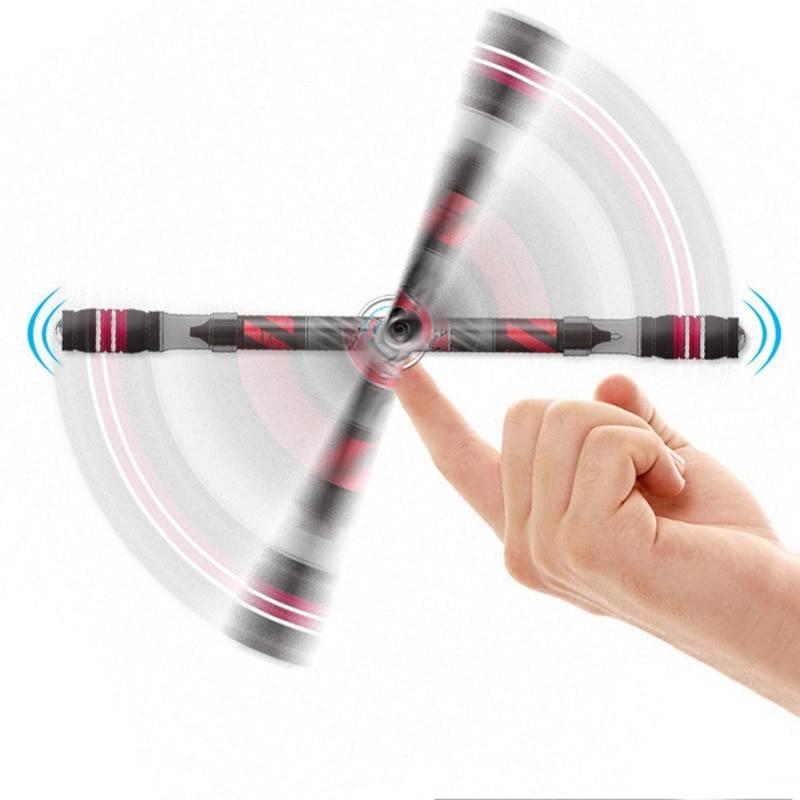 Rotating  and Spinning Gaming Pen