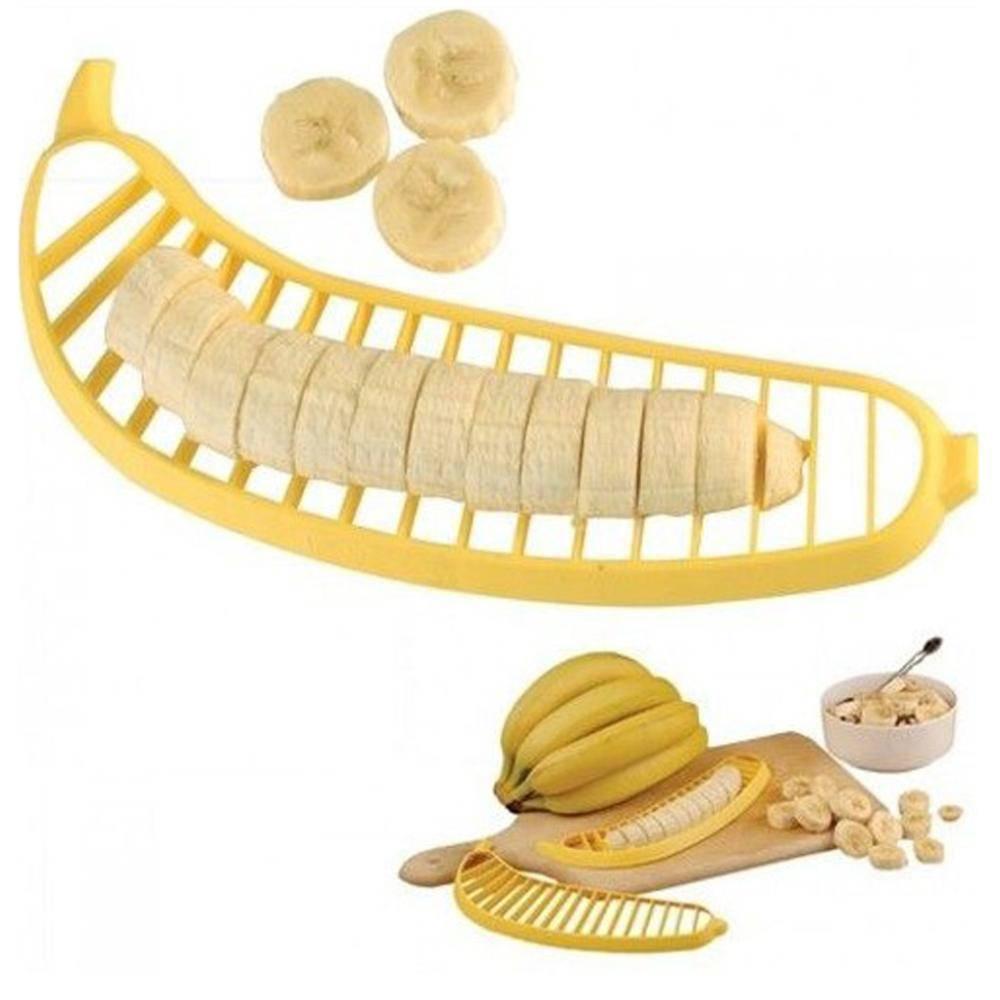 The Best Plastic Banana Slicer