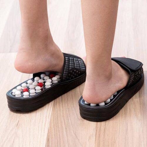 No Pain Acupuncture Slippers