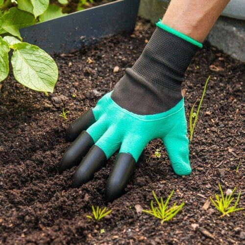 Super Cool Claws Garden Gloves