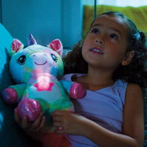 Stuffed Animal With Light Projector