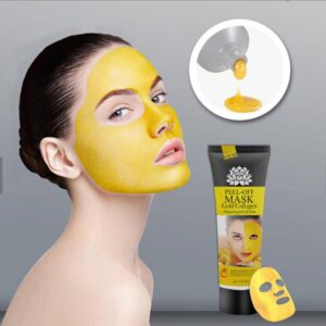 Anti Aging 24K Gold Collagen Facial Mask