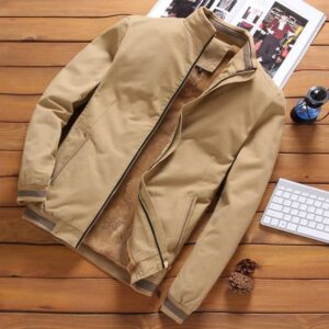 Warm Male Fashion Baseball Hip Hop Coats