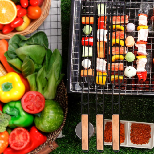 Non-stick BBQ Grilling Baskets