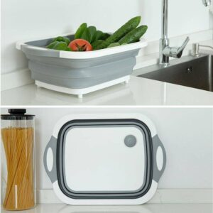 Collapsible Storage Chopping Board