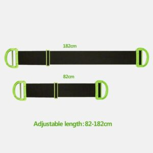 Adjustable Moving and Lifting Straps