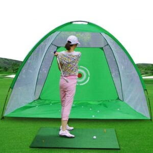 Foldable Golf Hitting Cage Gadkit