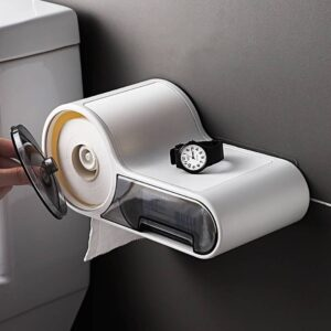 Wall Mounted Toilet Dispenser Gadkit