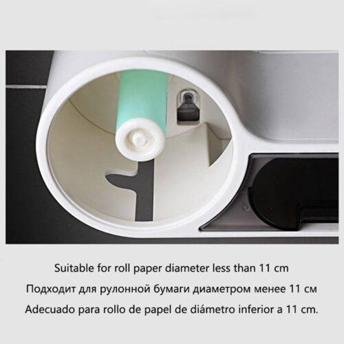 Wall Mounted Toilet Dispenser