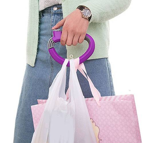 Cool Grocery Bag Handler