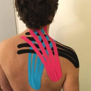 Kinesiology Muscles Pain-Relief Tape Gadkit