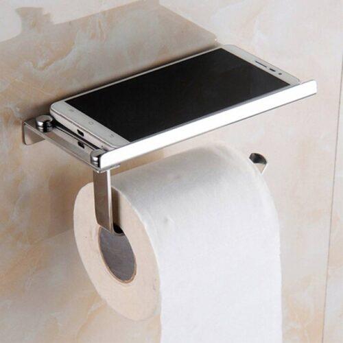 Shelf Toilet Roll Holder