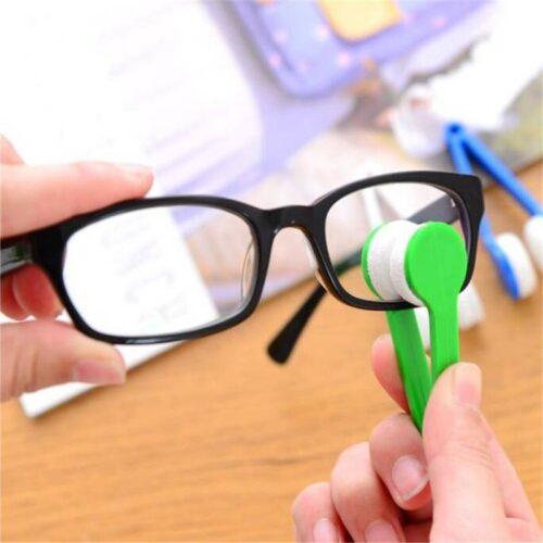 Microfiber Two-side Eyeglass Cleaner