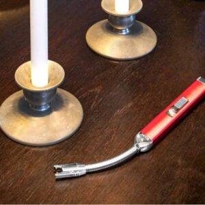 360 Degree Rechargeable Flexible Candle Lighter Gadkit