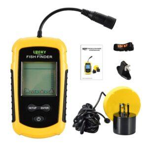 Alarm 100M Portable Sonar Fish Finders Gadkit
