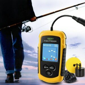 Alarm 100M Portable Sonar Fish Finders