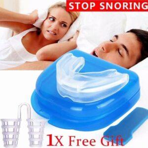 Anti Snore Stop Snoring Chin Strap Belt Gadkit