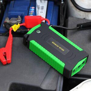 Car Jump Starter Multi-Function 16000mAh Battery Booster