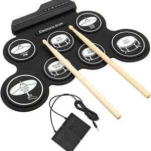 Compact  Electronic Drum Set