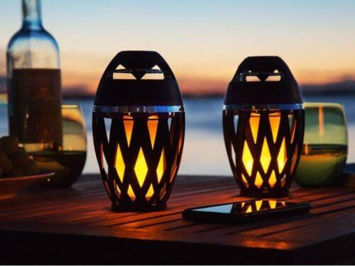 LED Outdoor Bluetooth Speaker