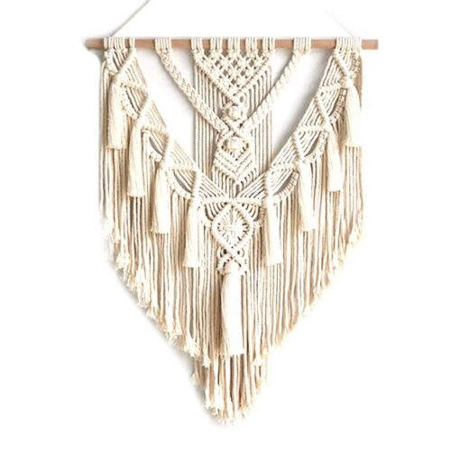 Macrame Wall Hanging Tapestry 55X70cm