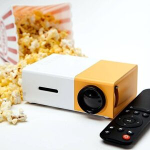 Mini Home Projector Gadkit