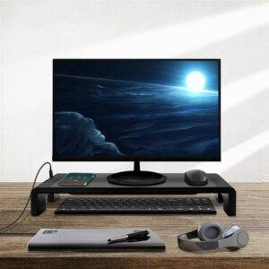 Multi-Function Base Holder Desktop Monitor Stand
