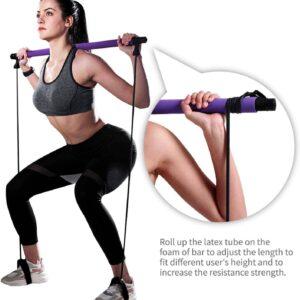 Toning Pilates Bar Gadkit