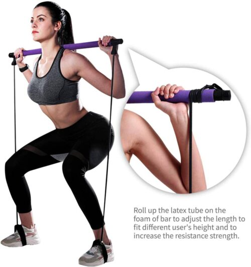 Toning Pilates Bar