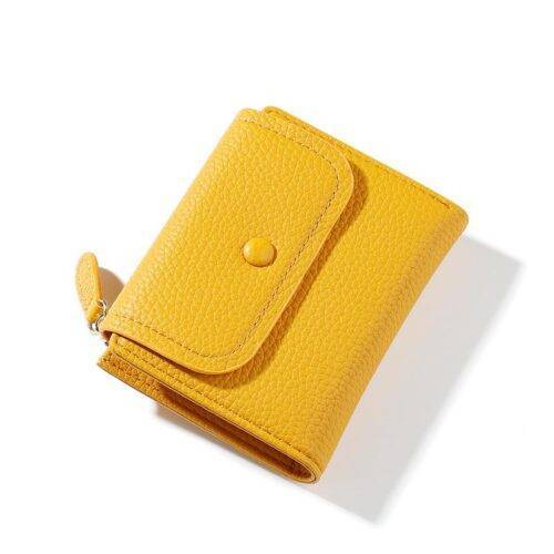 Flat Color Small coin purse for women