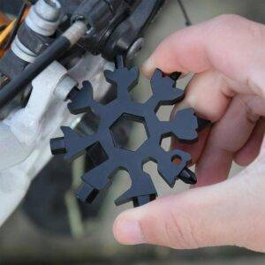 18-In-1 Snowflake Multifunctional Tool ( Proven ) Gadkit