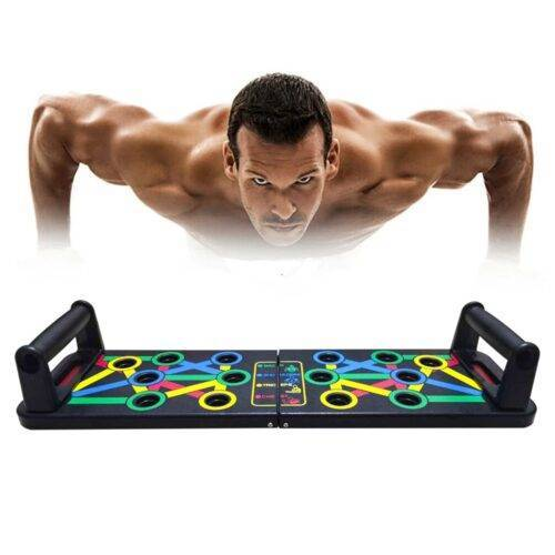 9 in 1 Push up Workout Board