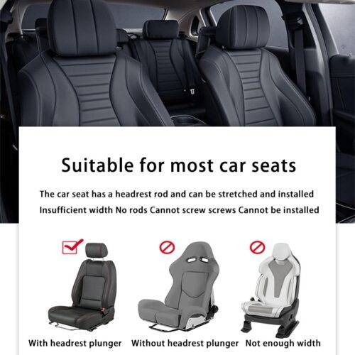 Seat Covers With Neck Headrest Gadget
