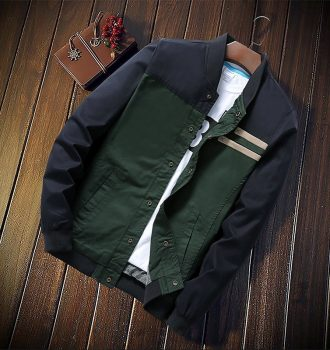 dark blue jacket for men