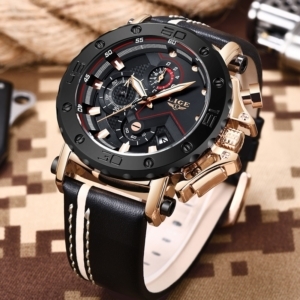 Waterproof Watch Relogio Masculino + Gifts Box