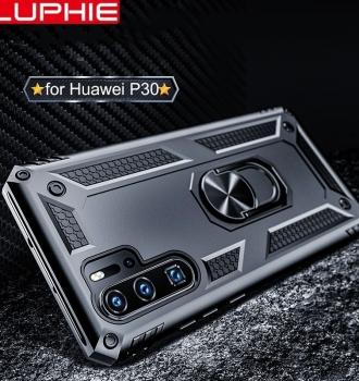 Magnetic Armor Case for Huawei P30 P30 Pro P30 lite