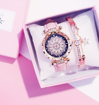 Starry Sky Bracelet Watch – Very Stylish