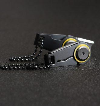 Zipper Pocket Knife